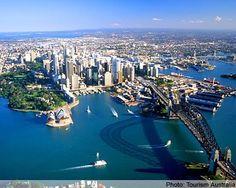 sydney, australia. i want to go to australia everywhere in australia! if i never do anything else in my life i will go to australia