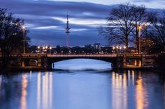 Schwanenwikbrücke Hamburg