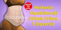 Herkesin Yapabileceği Göbek Eriten 5 Egzersiz We have prepared a flat stomach exercise program in 15 minutes. Six Pack Abs Workout, Workout For Flat Stomach, Pilates, Essential Oils For Sleep, Health Cleanse, Help Losing Weight, Fat Burning Workout, Health Remedies, Workout Programs