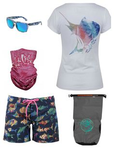 b709ce7e1c0 Salt Life gear for a day on the water!  FemaleAngler Beach Sunglasses