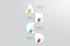 Modern Design Minimal style by Pongsuwan on @creativemarket