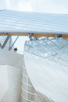 Gallery of 7 Best Photos of Frank Gehry's Fondation Louis Vuitton Building Win #MyFLV Contest - 10