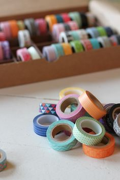 washi tape (giveaway)