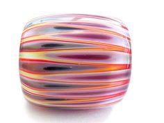 MICMAC lampwork bead from carla di Francesco, germany 2011 - color studies .