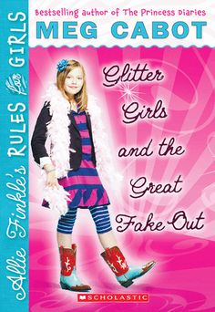 Allie Finkle's Rules for Girls Book #5: Glitter Girls and the Great Fake Out - Paperback - The Scholastic Store
