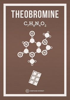 """""""Theobromine"""" by Compound Interest 