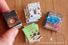 Baking with Snails Cookbook WITCHY RANGE by PixieDustMiniatures