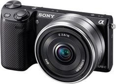 The New Sony NEX-5R  Sony has just announced the newest camera in its line of mirrorless cameras: the NEX-5R. Following suit of its predecessors, this camera is a compact, interchangeable-lens camera with a large APS-C-sized sensor.