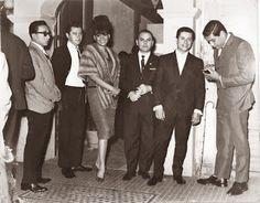 La Lupe with the boys La Lupe, Guadalupe Victoria, Jean Paul Sartre, Fidel Castro, Female Singers, Call Her, Cuban, Salsa, Celia Cruz