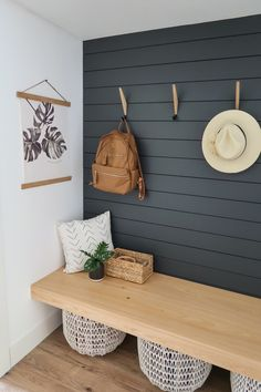 Decor, Mudroom Decor, Interior, Home Remodeling, Mudroom Design, Home Decor, Room Inspiration, House Interior, Home Deco