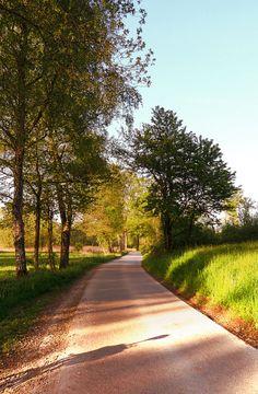 between Markdorf and Ravensburg, Germany