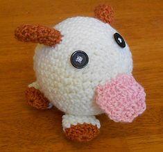Poro Crochet Pattern