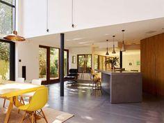 homify / Concrete LCDA: Salas de jantar modernas por Concrete LCDA