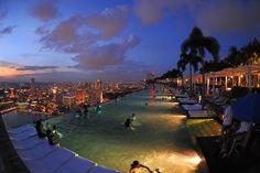 If you feel no holiday is complete without a stint of poolside lounging, this is for you. Singapore boasts some of the world's most spectacular rooftop and infinity pools - the perfect place to relax, unwind and of course snap that all important photo to share on social media. Hard Rock Hotel
