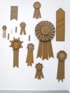 :: kraftykym ::: giant award ribbons