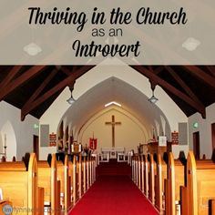 "Oh my fellow introverts, have I got a challenge for you! This post is going to be filled with a little tough love. Over the last couple of years, I've read a lot about introverts, specifically introverts and the church. Are Churches Isolating Introverts? 14 Ways to Handle a Christian Introvert. Introverts in the ""Imago […]"
