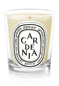 Diptique Candle 'Gardenia' - Thank you weph for hooking me...