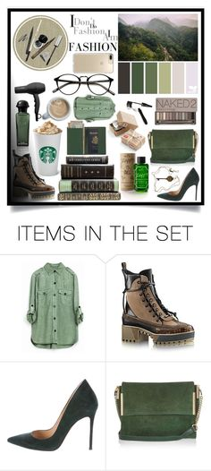 """Green💚"" by s-timi ❤ liked on Polyvore featuring art"