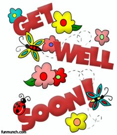 Get well soon quotes & funny get well quotes