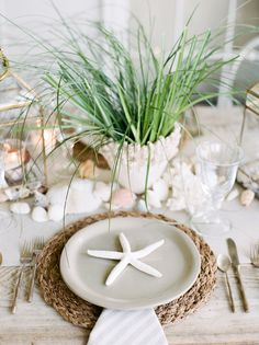 If you've ever dreamed of a coastal wedding you won't want to miss this effortless starfish wedding inspiration! Phuket Wedding, Beach Wedding Reception, Wedding Table, Destination Wedding, Beach Weddings, Waterfront Wedding, Garden Wedding, Summer Wedding, Wedding Cakes