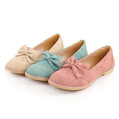 women support Picture - More Detailed Picture about ANMAIRON New Cute Bow Flats Shoes Women Fashion Women Casual Ladies Shoes Size 43 Pink Blue Beige Ballet Shoes Woman Girl Shoes Picture in Women's Flats from Savvy shoes | Aliexpress.com | Alibaba Group