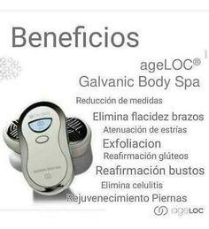 Galvanic Body Spa, Ageloc Galvanic Spa, Nu Skin, Beauty Skin, Skin Care, Madagascar, Makeup, Tips, Instagram