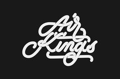 Air Kings - Dashape 2015 on Typography Served