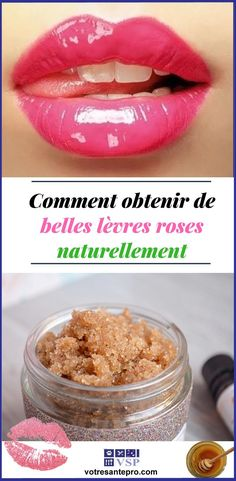 your lips must be pampered, here's how to make your mouth luscious: make-up lips, natural Beauty Secrets, Diy Beauty, Natural Pink Lips, Maquillaje Halloween, Permanent Makeup, Your Lips, Lipstick Colors, Lip Makeup, Sephora