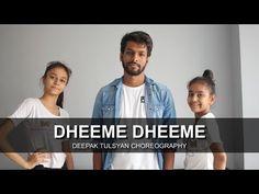 Dheeme Dheeme | Dance Cover | Tony Kakkar | One take | Deepak Tulsyan Choreography - YouTube Indian Movie Songs, Follow Me On Instagram, Indian Bridal, Dance, Cover, Youtube, Dress, Dancing, Dresses
