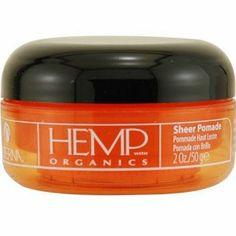 Alterna Hemp Sheer Pomade, 2-Ounce Jar. #beauty, #skincare, #hair #color, #style
