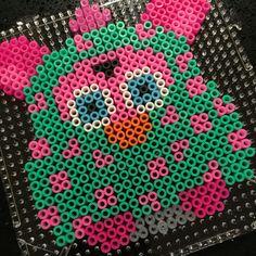Perler Beads Furby • Creatief Doen •