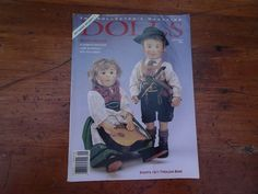 The Collectors Magazine Dolls by ClearlyRustic on Etsy