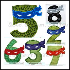 TMNT- Sample center pieces? Ninja Turtle Birthday, Ninja Turtle Party, 6th Birthday Parties, Boy Birthday, Birthday Ideas, Ninja Party, Teenage Mutant Ninja Turtles, Party Ideas, Center Pieces