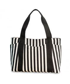 69e92ca6c585 Handbag Satchel Striped Shoulder - Black - CI1868C3IO9. Canvas HandbagsTote  HandbagsFashion BagsFashion HandbagsWomens ...
