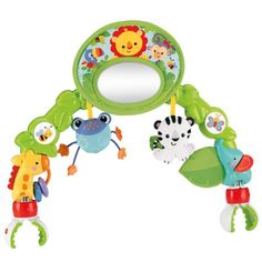 Fisher-Price Full Arch Stroller Toy