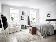 Marvelous SOMETHING BEAUTIFUL: Welcome To Nordhemsgatan 74 A. Scandinavian  InteriorsHome InteriorsScandinavian Bedroom DecorNordic ...