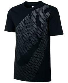 Nike Mens Shirts, Nike Clothes Mens, Cotton Shirts For Men, Mens Tees, Men's Shirts, T Shirt Logo Design, Bold Logo, Clothing Logo, Cotton Logo