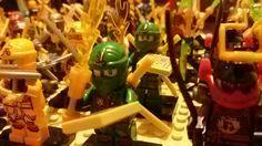 Ninja army is on the way...