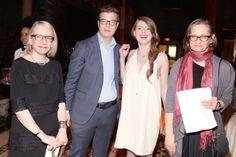 Roz Chast, Ben Lerner, Emma Cline, and Lydia Davis.