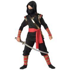 Ninja Costume - Kids