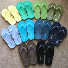 Old Navy flip flops- I need these this summer! They're basic and comfy, what could be better? :)