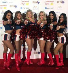 Their krystal ladies texans cheerleader