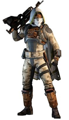 Destiny----Hunter, Level 6