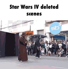 Star Wars IV deleted scenes GIF