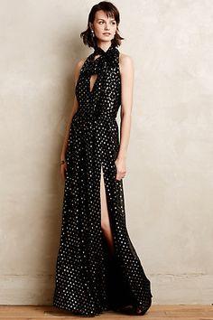 Bianca Scarf Neck Maxi Dress - absolutely gorgeous.
