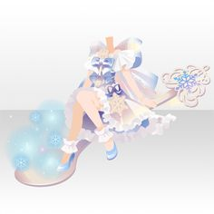 Castle in the glazeガチャ@セルフィ「氷結のロワイヨム」登場!