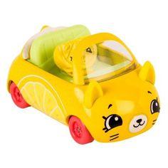 Cutie Car Shopkins Season 1, Lemon Limo