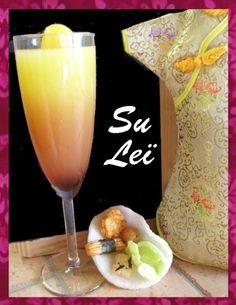 aperitif maison comme au restaurant chinois