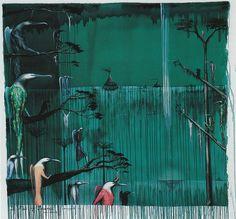 An introduction to Bill Hammond's Fall of Icarus narrated by New Zealand actor Sam Neill. Bill Hammond New Zealander, The Fall of Icarus Purch. New Zealand Art, Nz Art, Kiwiana, Unique Plants, Popular Art, Bird Art, Great Artists, Online Art, Art Gallery