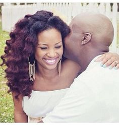 Calling all (African American) Natural hair brides,what is your wedding day hairstyle ? | Weddings, Beauty and Attire | Wedding Forums | WeddingWire | Page 4